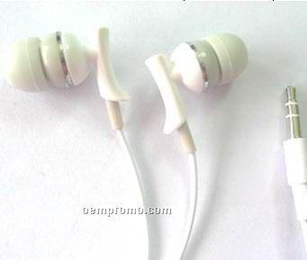 Earbud Headphones 1
