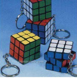 Cube Puzzle Key Holder