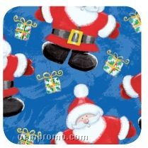 """Jolly St. Nick Stock Design Gift Wrap Roll (417'x18"""")"""