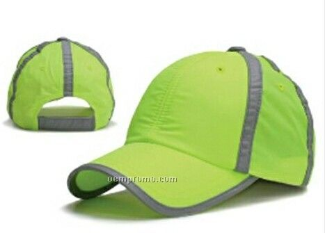 Reflective Safety Cap (One Size Fits Most)