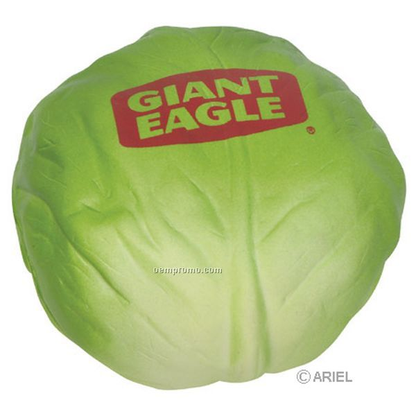 Lettuce Squeeze Toy