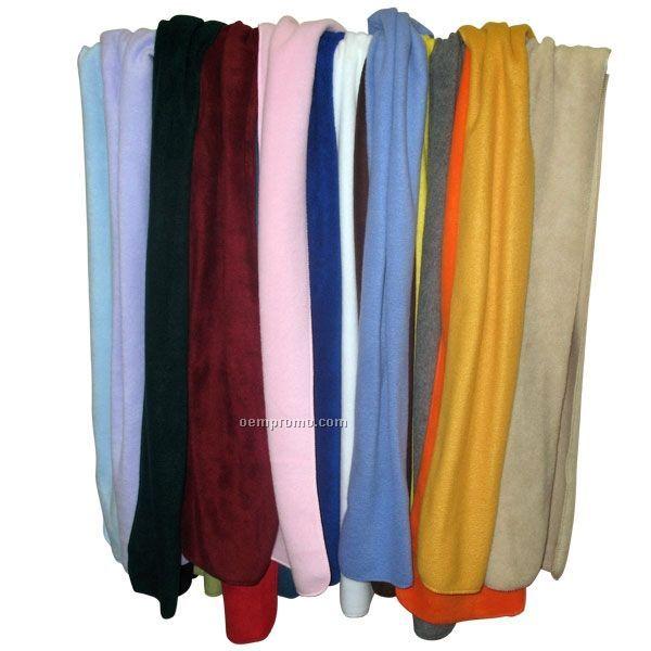 "16 Oz. Fleece Scarves / 60""X12'"