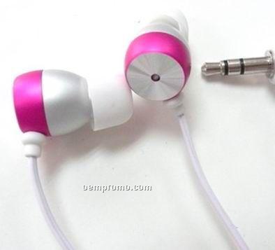 Earbud Headphones 6