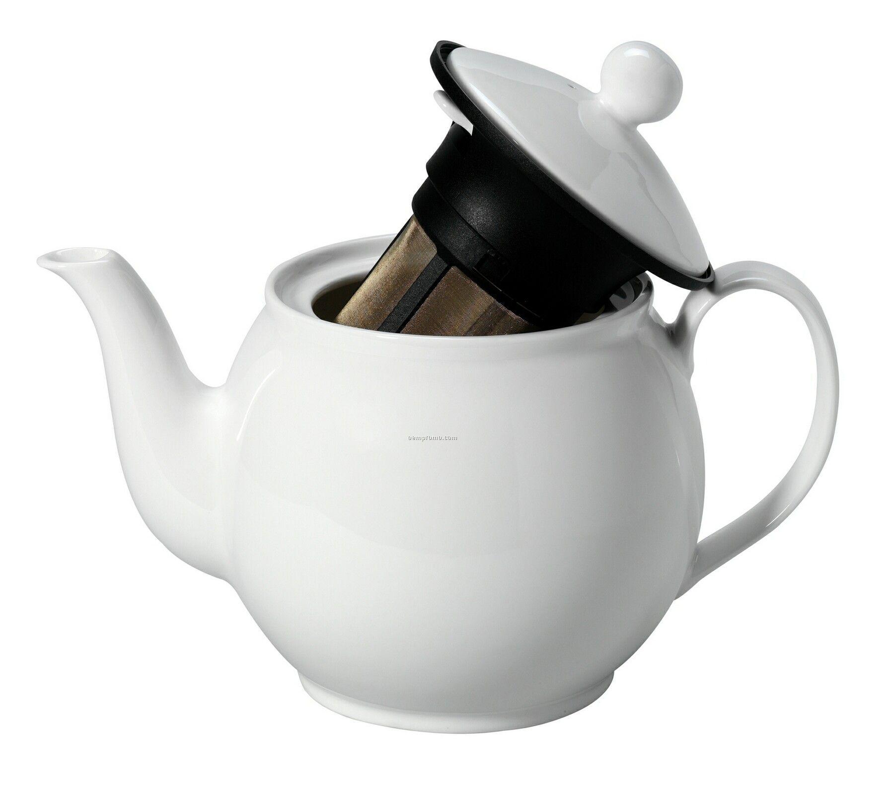 Finum 42 Oz. English Tea Pot
