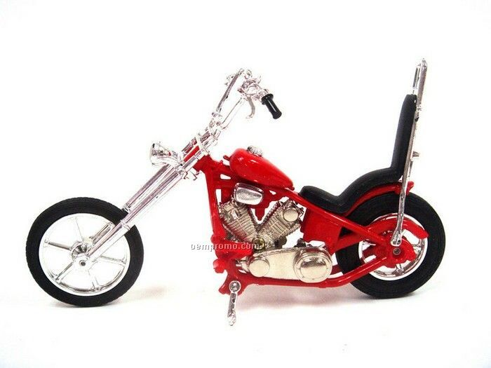 Iron Chopper Motorcycle