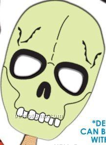 Skull Stock Shape Fan