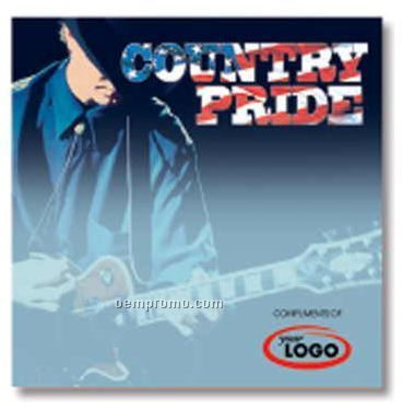 Country Pride Compact Disc In Jewel Case/ 10 Songs