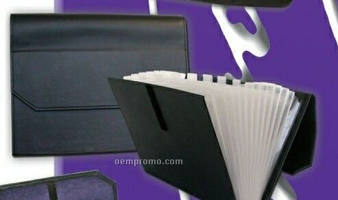 Multi File Urban Accordion Folder