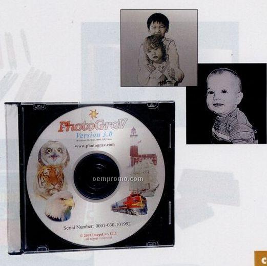 Photograv Software Version 3.0