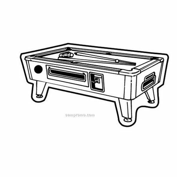 Stock Shape Collection Pool Table Key TagChina Wholesale Stock - Pool table key