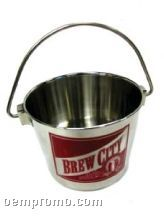 Pms Matching Colored Stainless Steel Bucket