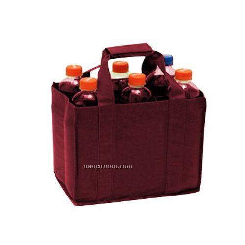 6 Bottles Wine Bag
