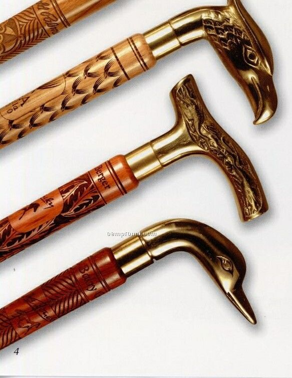 Walking Sticks/ Dark Cocobolo