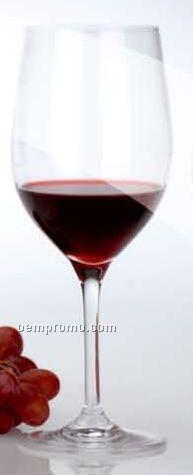 6 Set Bordeaux Bistro Lead Free Crystal Wine Glass
