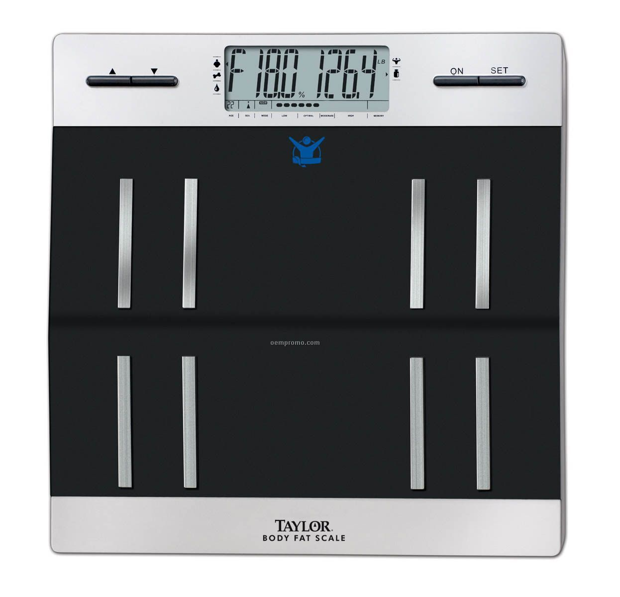 Biggest Loser Body Fat Amp Body Water Monitor Scale China