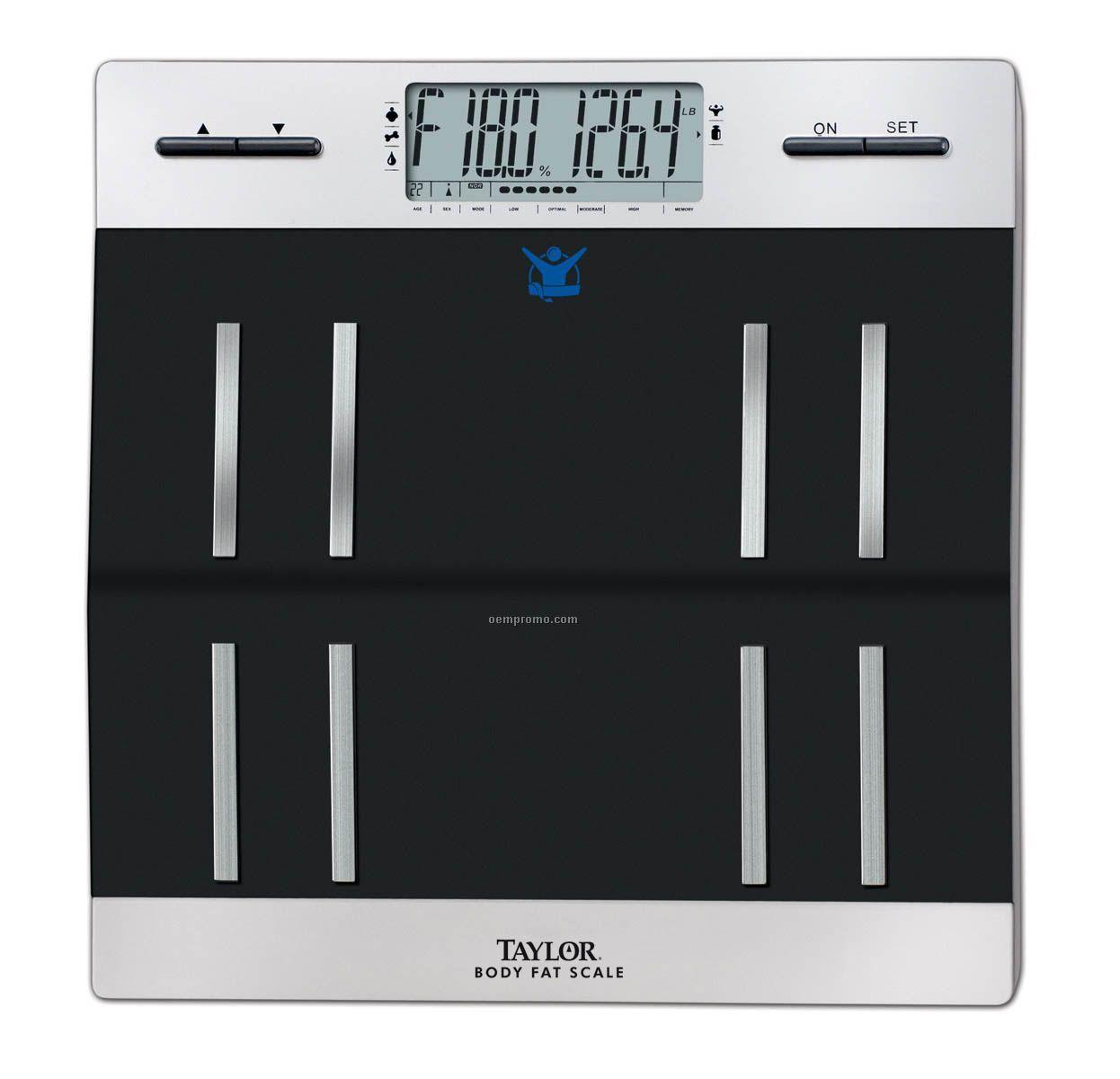 Biggest Loser Body Fat & Body Water Monitor/ Scale