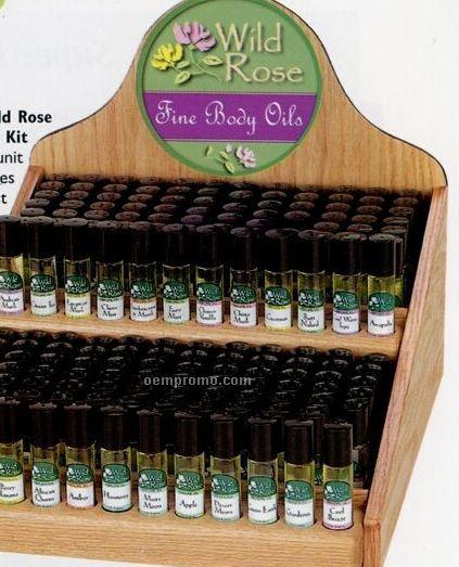 Wild Rose Fine Body Oil Nag Champa Flora