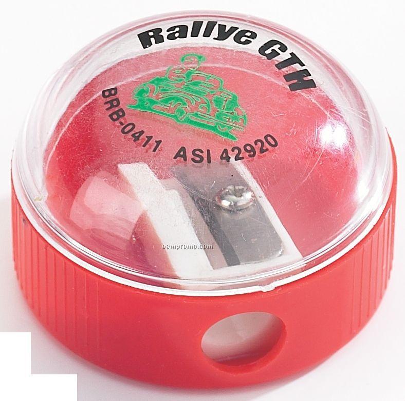 Plastic Round Pencil Sharpener