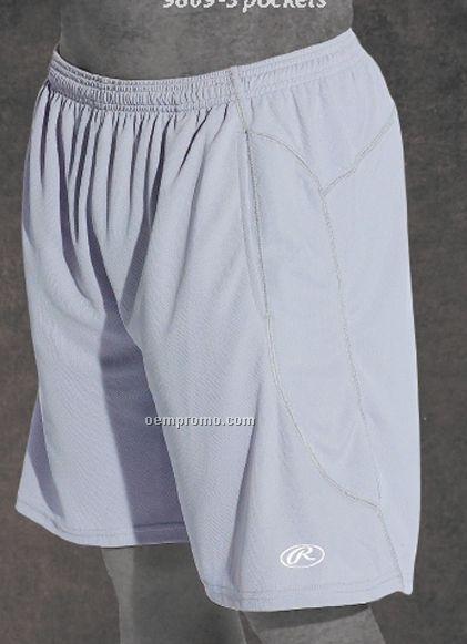 Rawlings Flatback Mesh Shorts (S-xl)