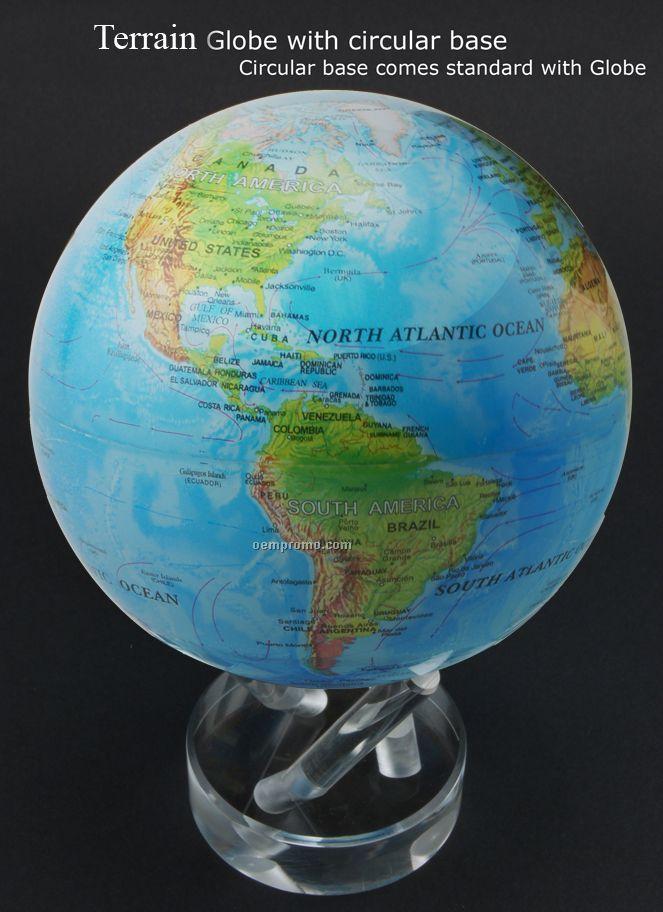 "4.5"" Mova Globe Rbe (Terrain)"