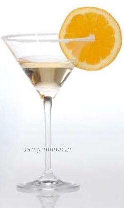 Bistro Lead Free 6 Set Martini Glasses Crystal