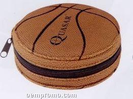 Round Sport Basketball 12 CD Holder