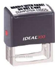 "Self-inking Stamp With Rectangular Imprint (1 7/16 X 2 3/8"")"