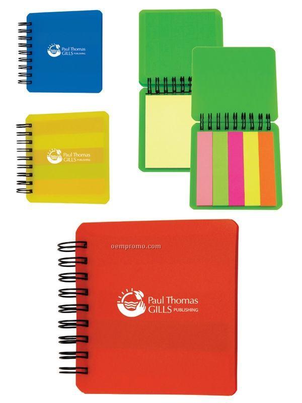 Bic Adhesive Memo Notepad