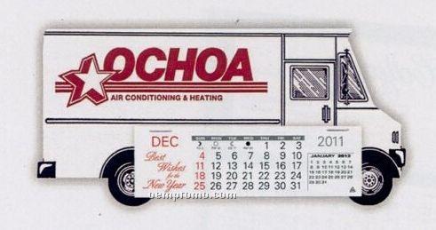 Box Van Standard Truck Calendar (After 05/01/11)
