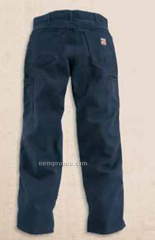 Carhartt Flame Resistant Loose-fit Midweight Canvas Jeans
