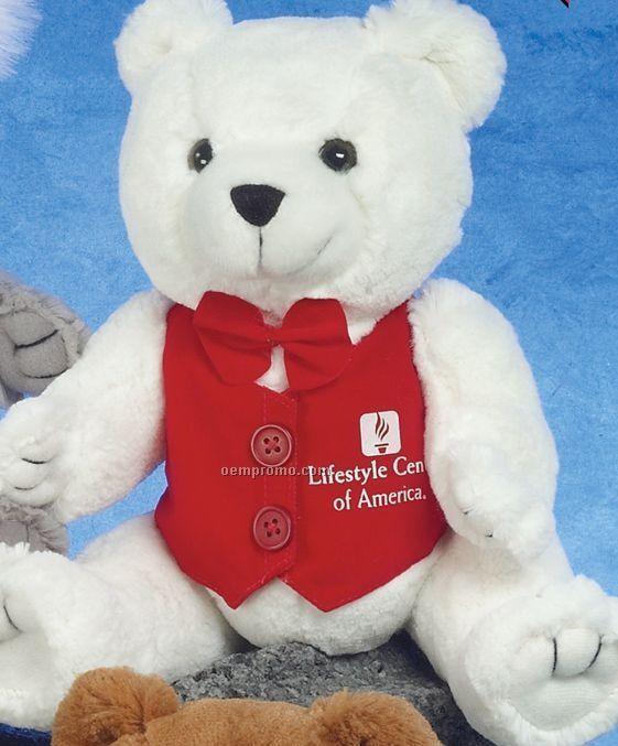 Good Buy Bears Stuffed White Bear