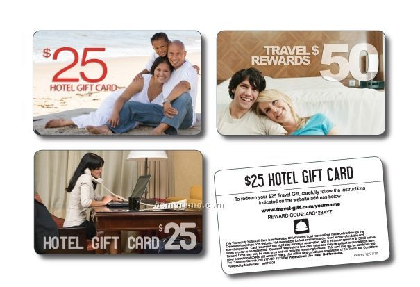 $50 Travelocity Hotel Gift Card