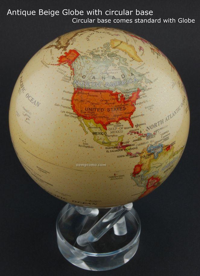 "8.5"" Mova Globe Ate (Antique)"