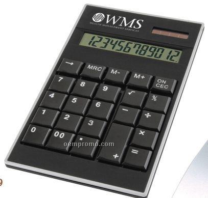 Class Black Desk Calculator