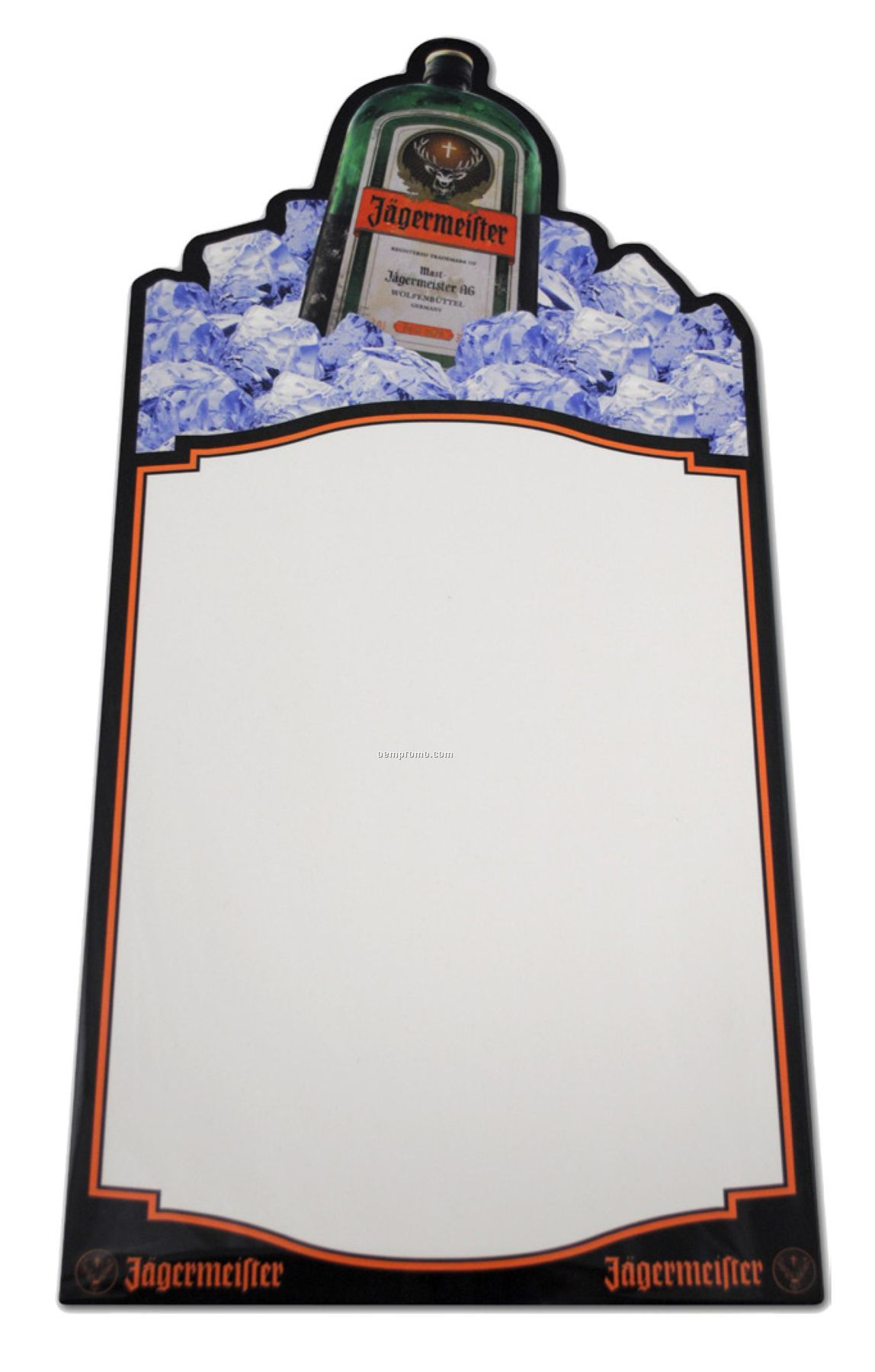 Custom Cut Aluminum Dry Erase Boards 12