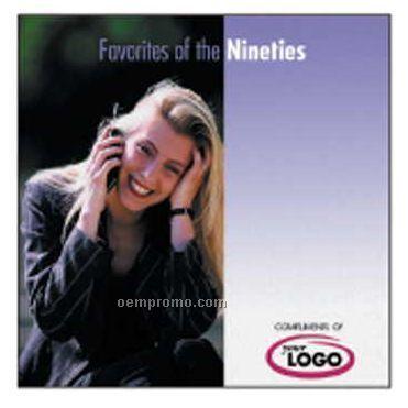 Instrumental Classics Favorites Of Nineties Compact Disc In Jewel Case/ 10