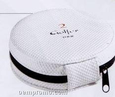 Round Sport Golf Ball 12 CD Holder