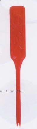 "6"" Lobster Fork (Embossed)"