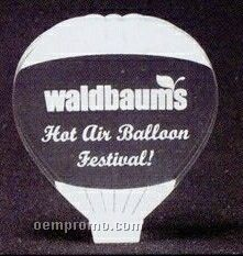 Acrylic Paperweight Up To 12 Square Inches / Hot Air Balloon