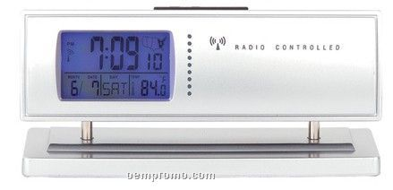 Digital Atomic Auto-update Desk Clock (Screen)