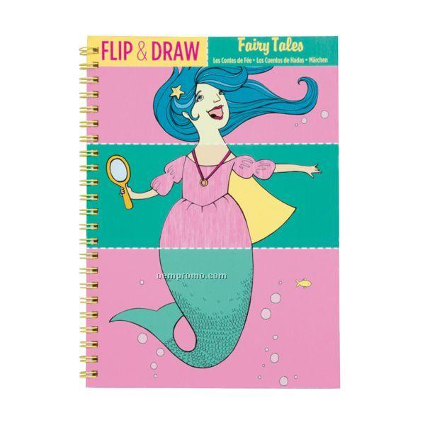 Fairy Tales Flip & Draw