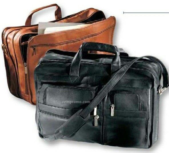 Expandable Multi-function Briefcase