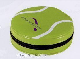Round Sport Tennis Ball 12 CD Holder