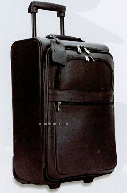 "13""X7-1/2""X20"" Travel Bag With Wheels"