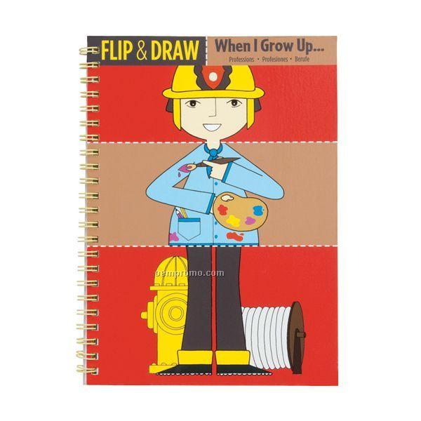 When I Grow Up Flip & Draw