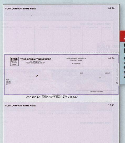 Laser Multipurpose Check (2 Part)