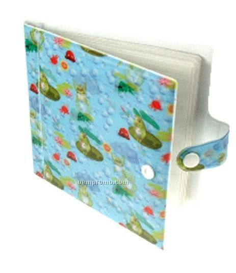 3d Lenticular CD Wallet / Case - 20 Cd's (Custom)