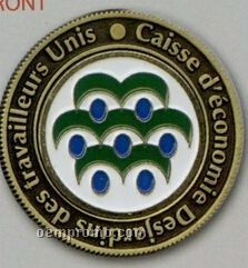 Custom Logo Pocket Coin