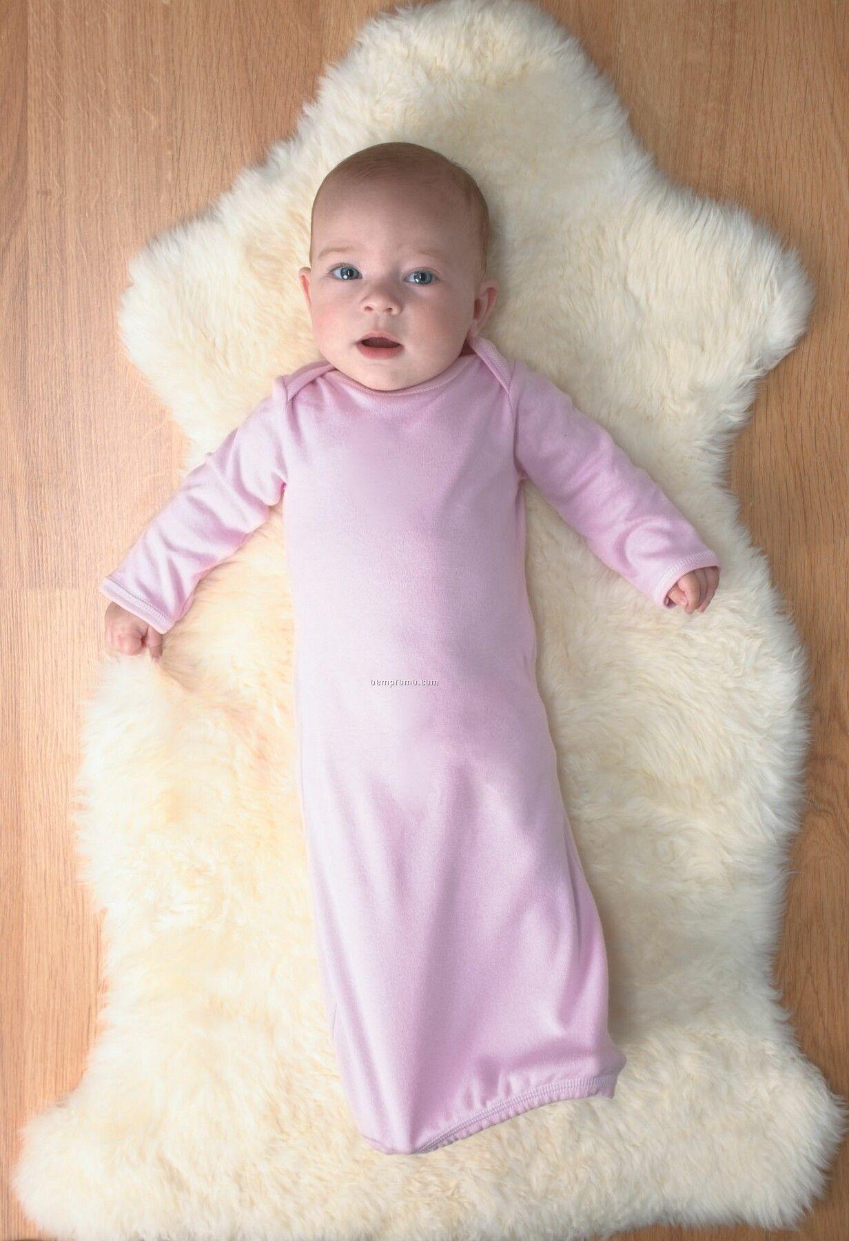 Rabbit Skins Infant Lap Shoulder Layette