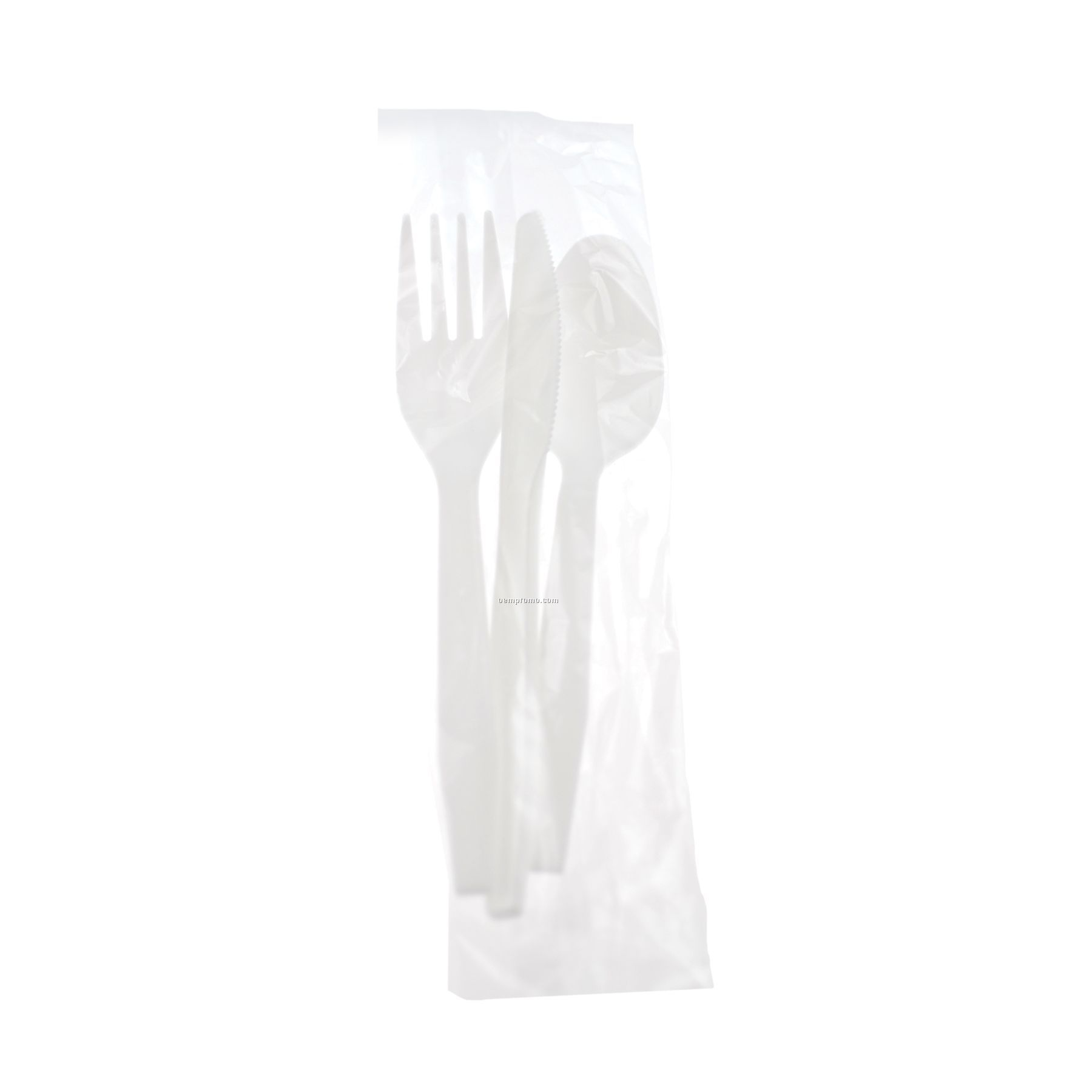 Utensil Package W/ Knife, Fork, And Spoon
